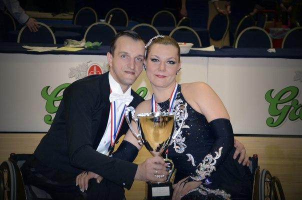 Танцюристи-візочники з Хмельниччини завоювали золото у Фінляндії - фото 2