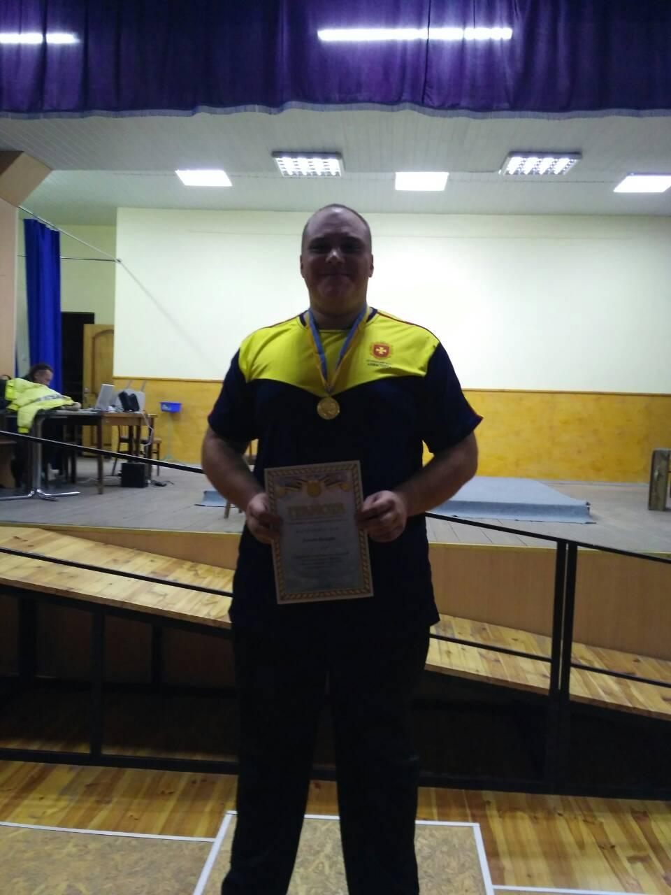 Пройшов Відкритий Кубок Рівненської області з пауерліфтингу